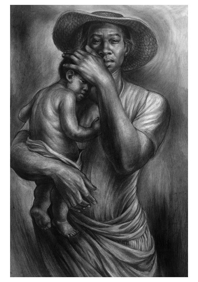 Visual Art helps tell Toni Morrison's Story