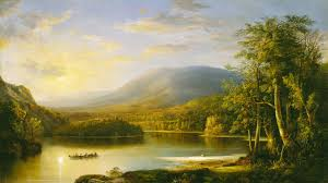 Robert S. Duncanson, a landscape artist of color, achieved international acclaim in his lifetime