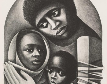 Local Collectors loan African-American art for DIA exhibition-A Step in the Right Direction